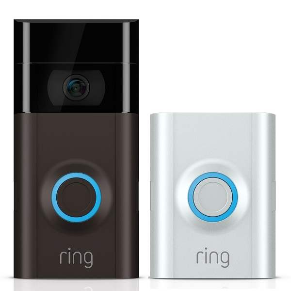 campanello Ring Video Doorbell 2